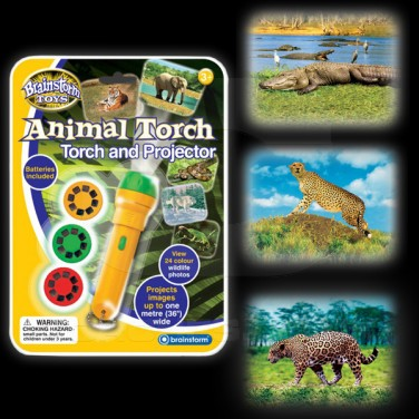 Animal Torch & Projector