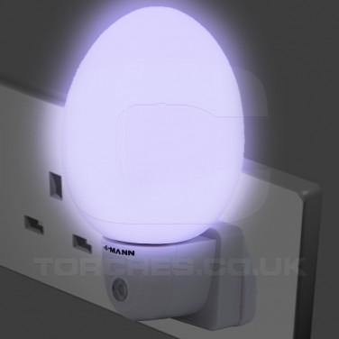 Dome Automatic Nightlight