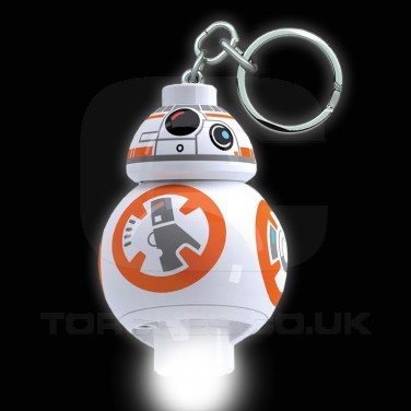 Lego BB8 Star Wars LED Keyring Torch