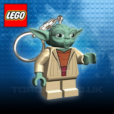 Yoda Lego Star Wars LED Key Light