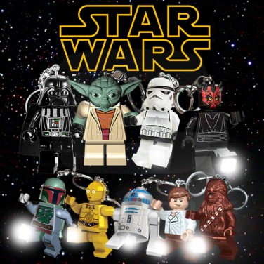 Lego Star Wars Led Key Lights