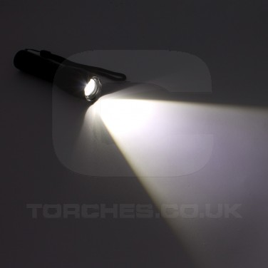 5W LED Zoom Torch