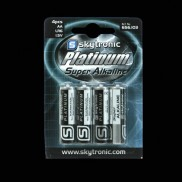 Batteries AA (4 pack)