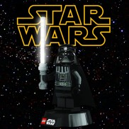 Lego Darth Vader LED Desk Lamp