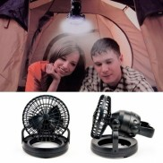 18 LED Tent Light & Fan