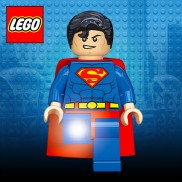 Lego Superman Nightlight