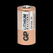 Lithium CR123A Battery
