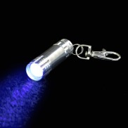 Uv Keyring Torch (3 LED)